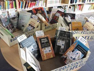 Las bibliotecas de Yebes y Valdeluz se apuntan al 'BookCrossing' para promocionar la lectura
