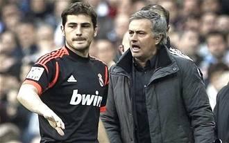 Mourinho obsesionado con Casillas,