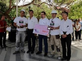 El XVII Concurso de Albañilería de Guadalajara ya tiene ganadores