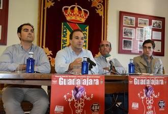 Presentada la corrida de toros de Adolfo Martín para la Feria la Antigua 2015