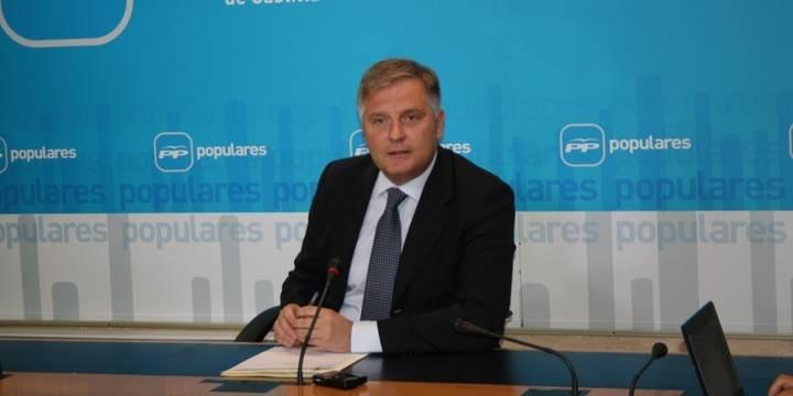 El PP 'contraataca' ante las acusaciones socialistas sobre la Consejería de Fomento