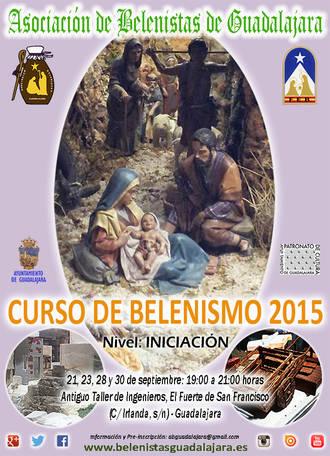 La Asociación de Belenistas enseña a iniciarse en su gran pasión