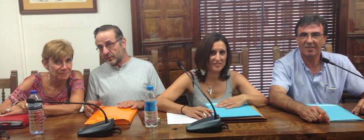 Ciudadanos presume de gestión, junto con el PP, en El Casar y Mesones