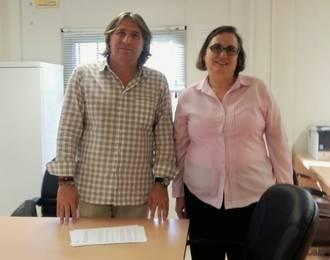 Yebes renueva su convenio de colaboración con Cáritas Valdeluz