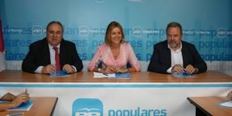"""Cospedal: """"Mi futuro político y mi presente político es Castilla-La Mancha"""