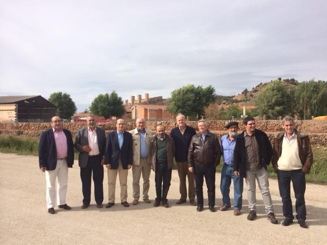 Juan Pablo Sánchez asiste en Molina de Aragón a los actos celebrados con motivo del Día de la Abeja