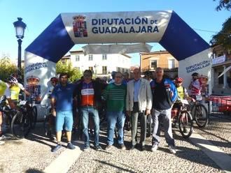 Más de 200 corredores se dan cita en Torija en la undécima prueba del Circuito Mountain Bike de Diputación