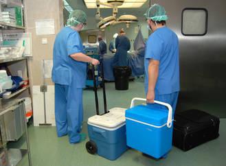 Castilla-La Mancha incrementa en un 20 por ciento el número de donaciones de órganos