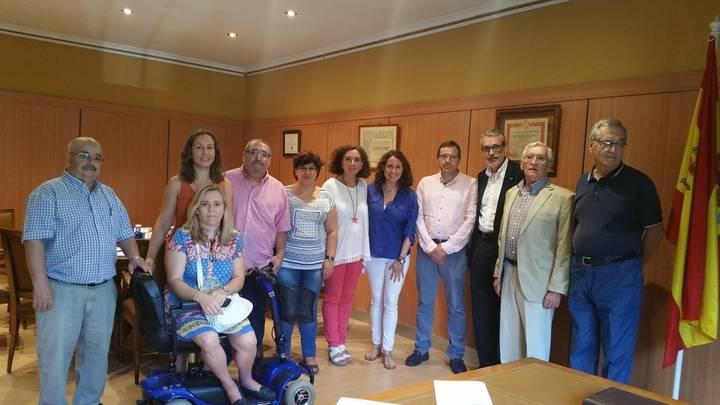 Nipace, Cáritas y la Asociación de Esclerosis Múltipe reciben la solidaridad del Colegio de Médicos de Guadalajara