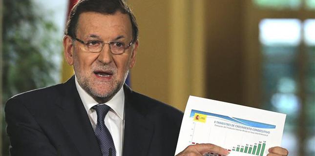"""Rajoy : """"Lo más probable es que el 20 de diciembre haya elecciones generales"""""""