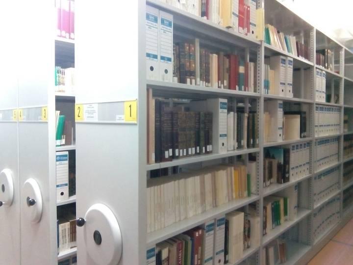 Diputación convoca cuatro becas para la realización de prácticas en la Biblioteca de Investigadores y en el Archivo