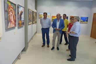 El presidente de la Diputación destaca en Millana la gran labor social de la Fundación Virgen de la Fuensanta