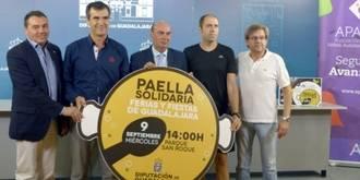 Lo que se saque con la Paella Solidaria irá para la Asociación de Padres de Niños Autistas de Guadalajara