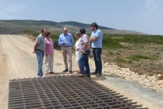 Diputación lleva ya ejecutado más de la mitad del Plan de Carreteras de 2015