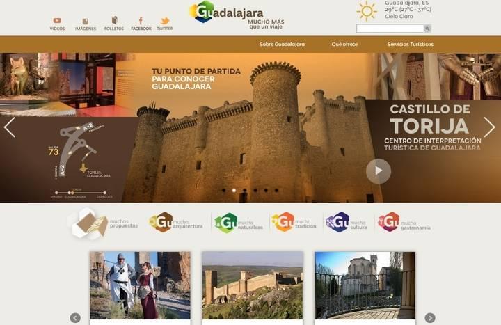 La página web de turismo de Diputación recibe más de 150.000 visitas en nueve meses