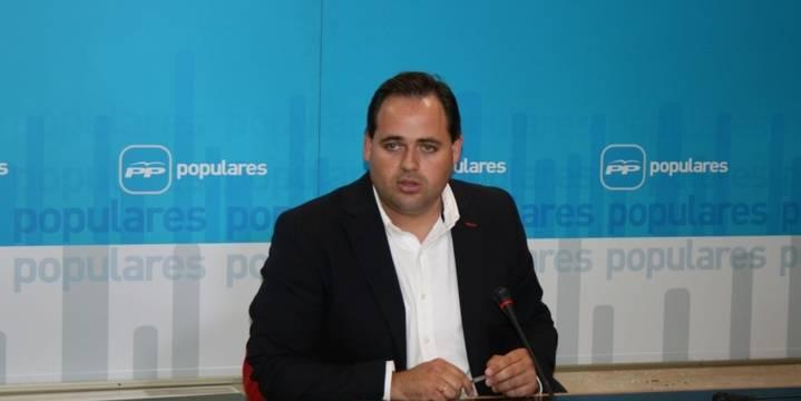 """Núñez advierte que """"Page quieren elevar una cortina de humo"""" en el Pleno de las Cortes regionales de mañana"""