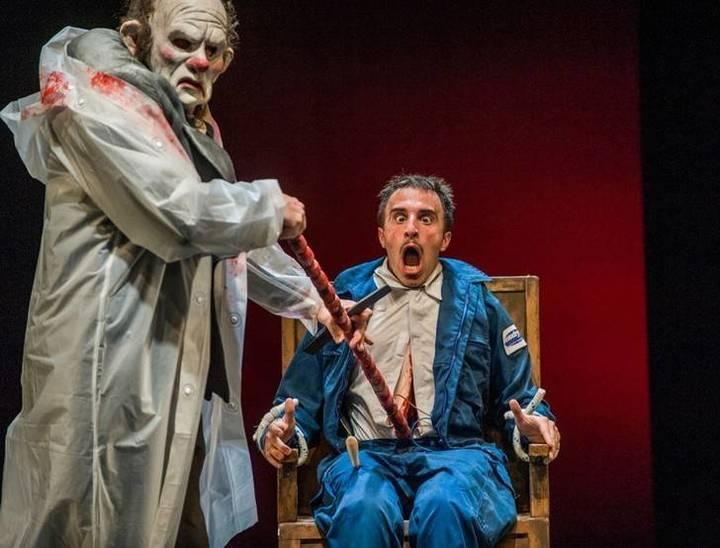 """La obra de teatro """"The Gag Father"""" se representará este viernes en el Buero Vallejo"""