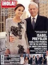 ¡HOLA! Isabel Preysler en Nueva York