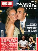 ¡HOLA! Rocío Carrasco y Fidel Albiac se casan