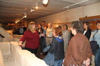 La Sigüenza Medieval cierra el ciclo de conferencias arqueológicas iniciado en San Roque