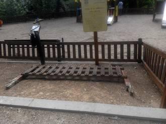 """IU-Ahora Azuqueca lamenta el """"abandono"""" del Parque de La Quebradilla"""