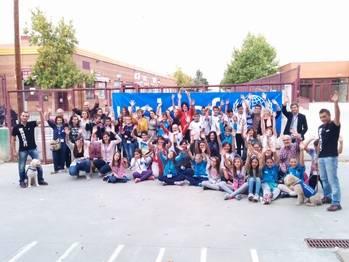 Más de 60 niños juntos contra el Acoso Escolar en el II Encuentro Provincial de Consejos de la Infancia celebrada en Villanueva de la Torre