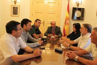 Cumbre entre la Subdelegación y el Ayuntamiento por la seguridad de Loranca de Tajuña