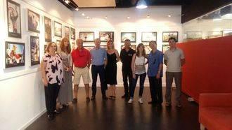 Un exposición en Yebes muestra a la grandes deportistas de nuestro país