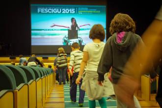 La segunda jornada muestra el FESCIGU más internacional