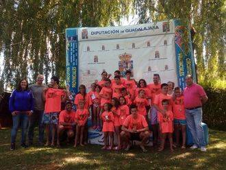 EL Interpueblos de Natación celebra las fases locales en Arbancón, Almonacid, Albalate y Tórtola