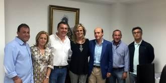 La periodista Isabel San Sebastián pregonó las fiestas patronales de Yebra