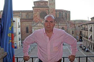 Latre también hace balance de estos 100 días en el Ayuntamiento de Sigüenza