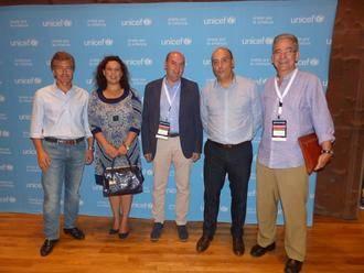 Latre participa en el III Congreso Internacional Ciudades Amigas de la Infancia de Unicef