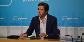 """Robisco afirma que Page """"ha batido todos los registros de vacaciones"""" sin importarle los problemas de los castellano-manchegos"""