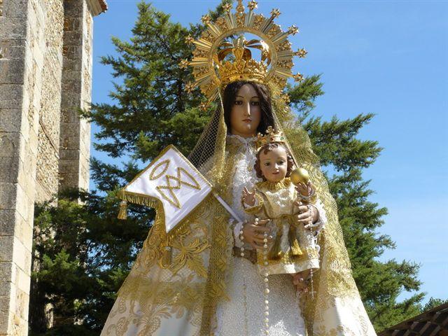 Málaga del Fresno celebra sus Fiestras Patronales con su tradicional Encierro por el Campo del domingo