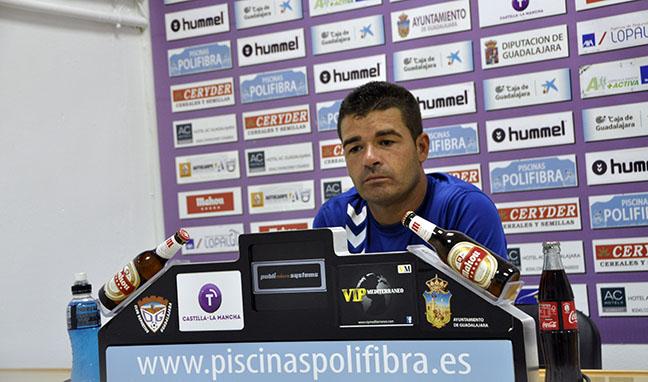 """Manolo Cano: """"El equipo está compitiendo bien"""""""