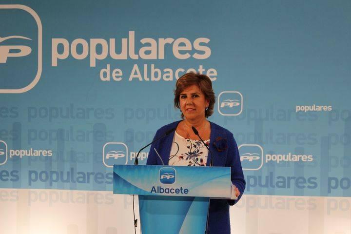 """Mari Carmen Martín: """"Es falso que RTVCM tuviera 35 directivos, tal y como asegura el PSOE"""""""