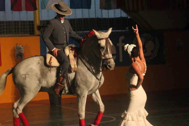 Flamenco, batucada y motociclismo para poner la guinda a un formidable Open Deportivo de Cabanillas