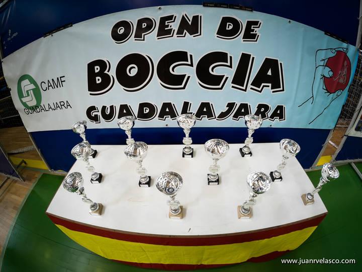 El Open de Guadalajara, fuente de la ilusión