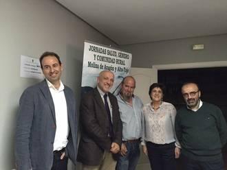 El paciente como eje central de la política sanitaria, a debate en Molina de Aragón