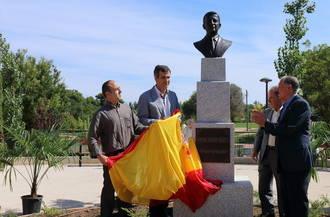 Cientos de guadalajareños asisten a la inauguración del parque Adolfo Suárez