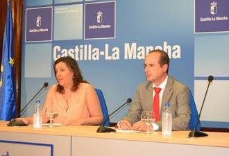 La consejera Patricia Franco dice en Guadalajara que el Plan de Empleo de Page dará trabajo a 6.000 guadalajareños en paro