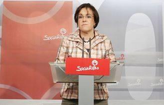 La guadalajareña Purificación Causapié sustituye a Carmona como portavoz del PSOE madrileño