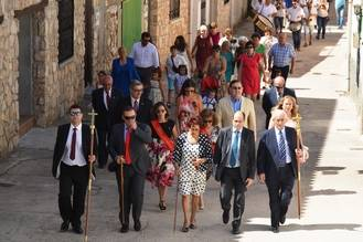 Valdepeñas de la Sierra celebró sus fiestas por el Cristo de la Paz