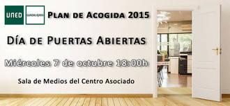 Jornada de Puertas Abiertas en la UNED de Guadalajara