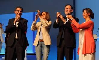 El PP suma ya el 32,1% de los votos mientras Podemos y Ciudadanos retroceden