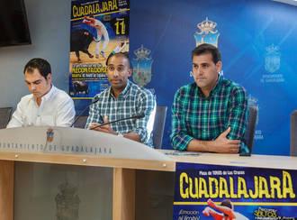 Los mejores recortadores de España se enfrentarán a los de Guadalajara en el Coso de las Cruces
