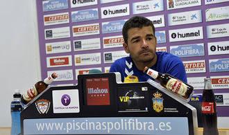 """Manolo Cano: """"Lo único que le falta al equipo son puntos"""""""
