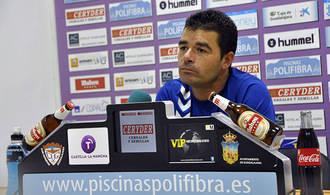 """Manolo Cano: """"Tenemos muchísimas ganas de llegar lejos en la Copa del Rey"""""""
