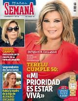 """SEMANA: Terelu Campos : """"Mi prioridad es estar viva"""""""